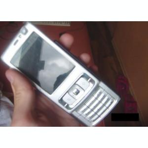 Nokia N95 original  / argintiu / folie ecran / functioneaza in orice retea