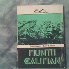 Muntii Caliman-Traian Naum,Emil Butnaru