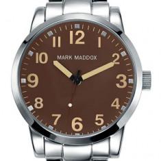 Ceas Mark Maddox barbatesc cod HM3003-44 - pret vanzare 219 lei (NOU; ORIGINAL) - Ceas barbatesc Mark Maddox, Casual, Quartz, Analog