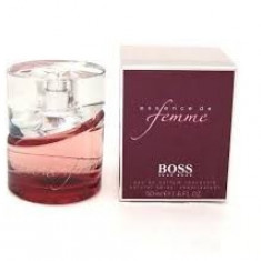 Parfum Original Dama Hugo Boss Femme Essence 50 ml EDP 180 Ron TESTER - Parfum femeie