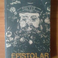 e4 Epistolar - Gabriel Liiceanu
