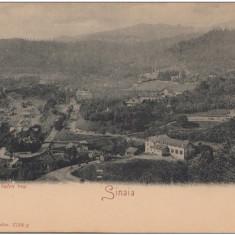 B76196 Sinaia Valea Rea 1900