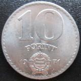 (184) UNGARIA 10 FORINT 1971