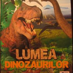 Lumea Dinozaurilor Mega Image Album complet