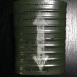 Masca de autosalvare gaze din WW2 - POZE reale ! Produs extrem de rar !