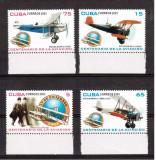 CUBA 2003, Aviatie, serie neuzata, MNH, Nestampilat