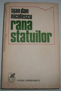 Ioan-Dan Nicolescu - Rana statuilor