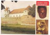 Carte postala(marca fixa)-CETATEA FAGARASULUI-Muzeul
