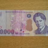 BBR1 - 50 000 LEI - EMISA IN ANUL 2000 - HARTIE - Bancnota romaneasca
