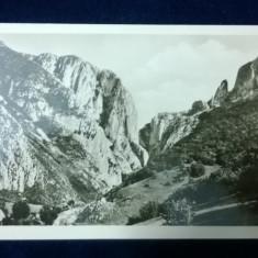 Defileul Turda - necirculata - Carte Postala Transilvania dupa 1918