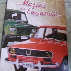 MASINI DE LEGENDA, CATALOG CU REVISTE ! 30 NUMERE ! - Revista auto