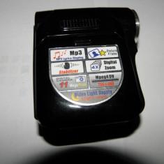 Videocamera AIPTEK DZO-V50 - Camera Video Aiptek, 2-3 inch, Card Memorie, CCD, 10-20x