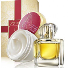 Apa de parfum Today 50ml +Crema de corp AVON 150ml - Set parfum