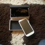 Samsung galaxy S3 Alb Neverlock 16 GB FULL BOX+ husa flip sigilata alba