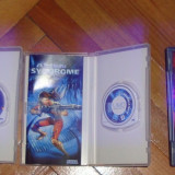Vand 3 jocuri PSP, Actiune, 12+, Single player