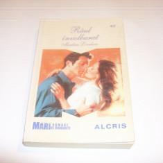 MERLINE LOVELACE - RAUL INVOLBURAT Alcris Colectia Mari Romane de Dragoste nr.42 - Roman dragoste