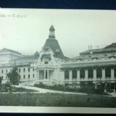 Sinaia - Cazinoul - Cenzurat Alba Iulia - circulat 1942 - Carte Postala Muntenia dupa 1918