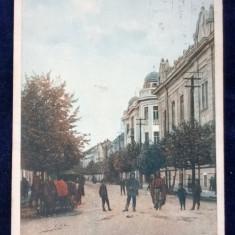 Lugoj - Strada Sendai - Fotobromura Temsvar nr 182 - circulata 1914