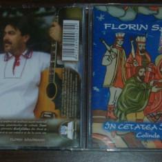 CD ORIGINAL: FLORIN SASARMAN - IN CETATEA IMPARATEASCA (COLINDE DE CRACIUN/2007) - Muzica Sarbatori