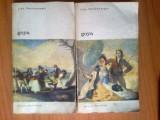 N4  Lion Feuchtwanger - Goya (2 volume, Alta editura