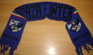Fular Esarfa , Suporter Internazionale / Inter Milano