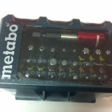 METABO set bituri cu prelungitor 32 bucati - Surubelnita/Inbus