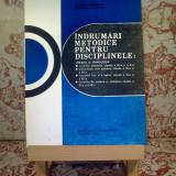 Leontin Marinescu - Indrumari metodice pentru disciplinele: Utilajul si tehnologia - Manual scolar, Alte materii