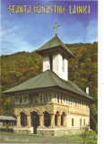Carte postala CP GJ007 Lainici - Sfanta Manastire Lainici - necirculata