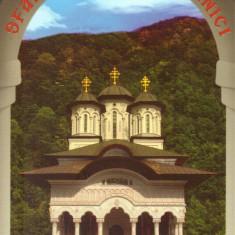 Carte postala CP GJ002 Lainici - Sfanta Manastire Lainici - necirculata