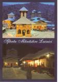 Carte postala CP GJ006 Lainici - Sfanta Manastire Lainici - necirculata
