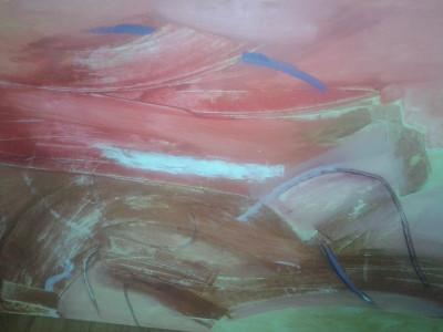 pictura in ulei pe pinza pt decor.REDUCERE foto