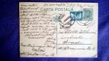 Carte Postala Intreg postal-1938-Marca imprimata 3,5Lei + timbru Fondul aviatiei