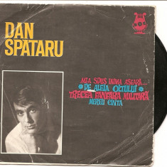 dan spataru vinil vinyl single ep