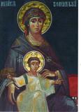 Carte postala CP GJ013 Lainici - Sfanta Manastire Lainici [Maica Domnului cu Pruncul] - necirculata