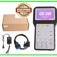 Programator chei CK 100 Auto Key Programmer CK100 - V42.08, superior SBB !!! - Programator Chei Auto