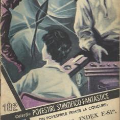 N. Minei-Plecarea /I.Varsavski-Index-E-81/G.Gruder-Misterioasele cristale octaedrice