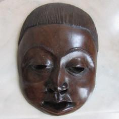 MASCA AFRICANA DIN LEMN - Arta din Africa