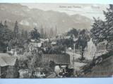 SINAIA - VEDERE SPRE FURNICA - INCEPUT DE 1900