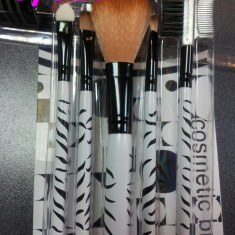 Set Trusa 5/set Pensule/Brush/ Profesionale de Machiaj make-up perfect PROMOTIE !!!!!
