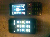 Nokia C5 si Samsung c3310, <1GB, Neblocat, 2.2''