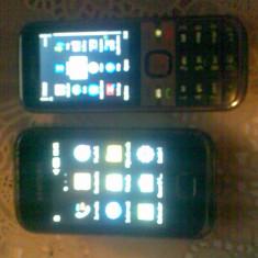 Nokia C5 si Samsung c3310 - Telefon mobil Nokia C5, Neblocat