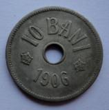 10 bani 1906 J - 4 -
