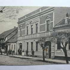 RESITA - HOTEL NATIONAL - INCEPUT DE 19OO