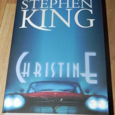 STEPHEN KING - CHRISTINE . EDITIA 2004. carte noua - Carte Horror