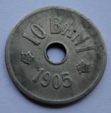 10 bani 1905 - 2 -