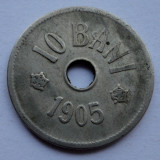 10 bani 1905 - 2 - - Moneda Romania