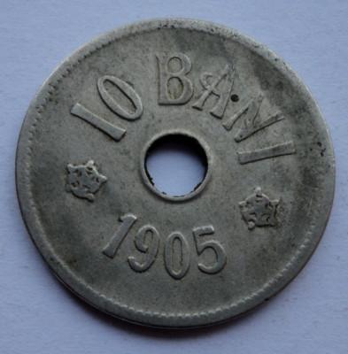 10 bani 1905 - 2 - foto