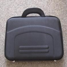 Geanta notebook, netbook / geanta laptop 10-11 inch+ Transport gratuit, Negru