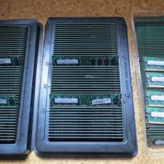 1952PLU Memorii 512mb DDR2 Samsung memorie ddram 2 testate si functionale - Memorie RAM Samsung, 533 mhz