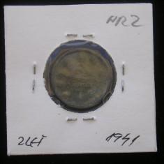 CMR1 - 2 LEI 1941 - Moneda Romania
